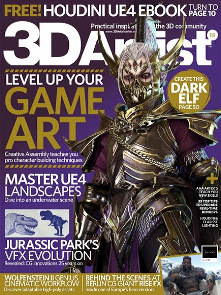 3D Artist Issue 119 May 2018 Pdf
