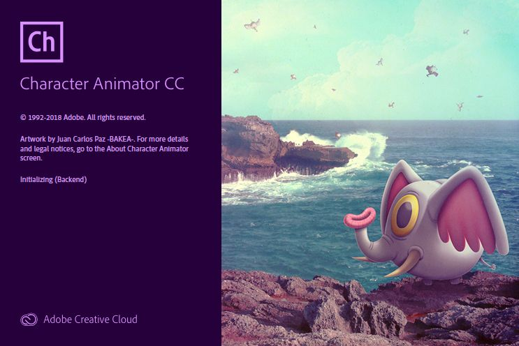 Adobe Character Animator CC 2019 Latest Pre-Activated