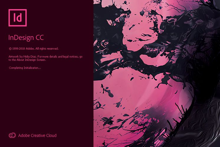 Adobe InDesign CC 2019 Latest Pre-Activated