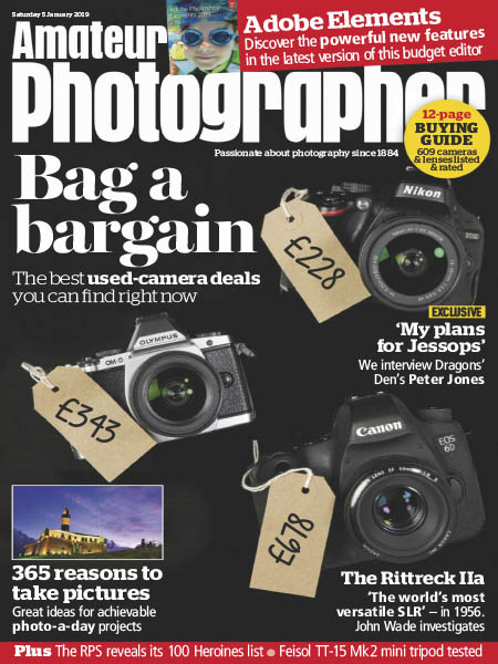 Amateur Photographer 5 January 2019 Pdf