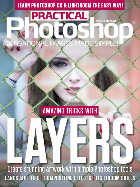Practical Photoshop July 2018 Pdf