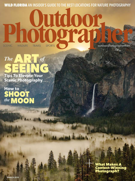Outdoor Photographer March 2019