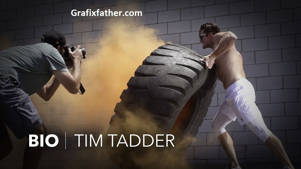 Sports Photography and Retouching with Tim Tadder