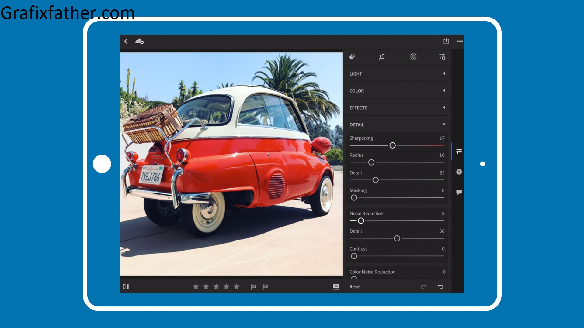 Learning Lightroom Mobile Import and Capture