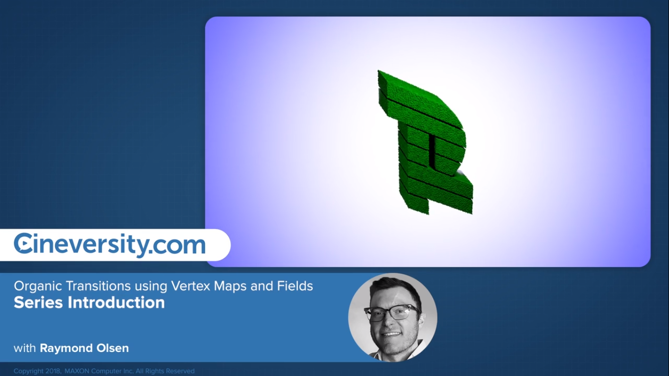 Organic Transitions using Vertex Maps and Fields: Configure Render Settings