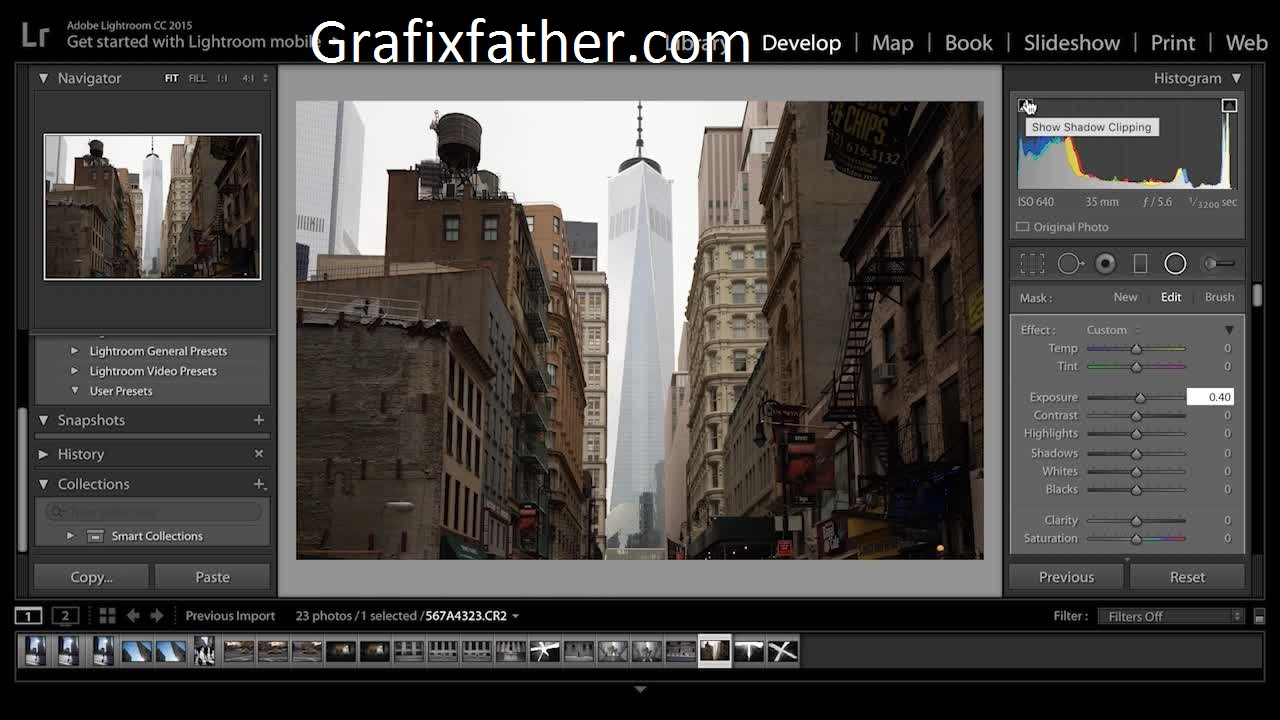 Photo Editing in Lightroom Make Your Cityscapes Stand Out