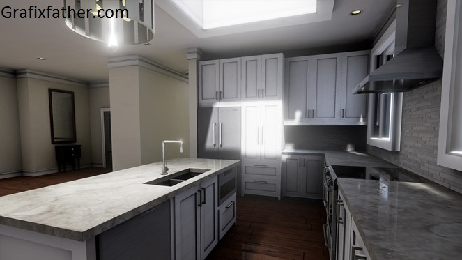 Revit to Unreal for Architecture Visualization and VR