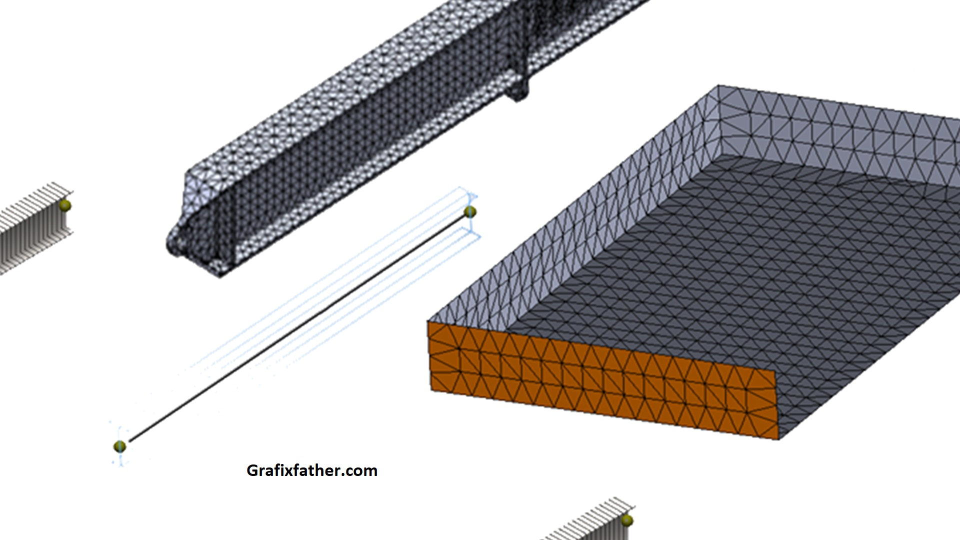 SOLIDWORKS: Shell and Beam Modeling in FEA