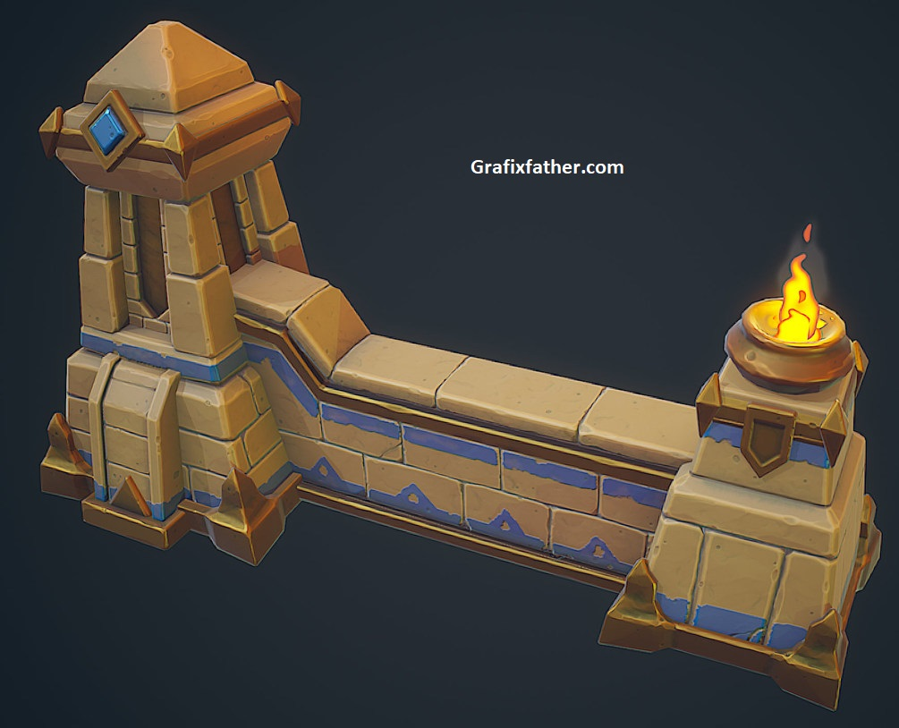 Best Guide to Making a Stylized Asset