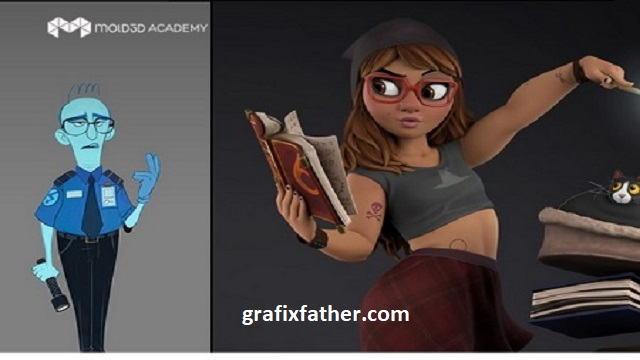 Creating Appealing Characters in 3D