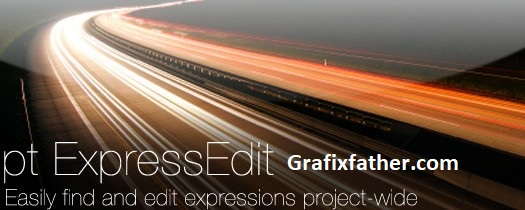 Aescripts pt_ExpressEdit 2 Latest