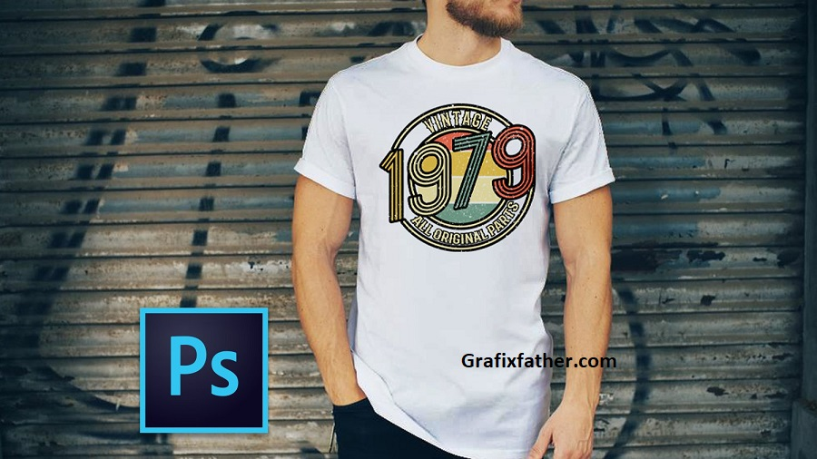 Design Stunning Shirts In Photoshop With 10 Different Projects