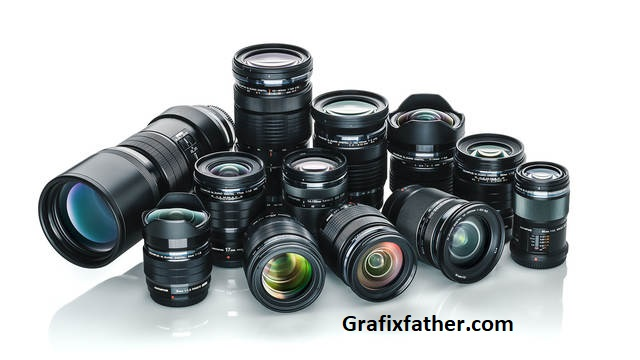 A Complete Guide To Camera Lenses