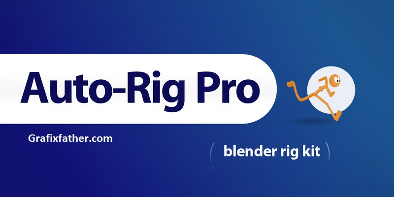 Auto-Rig Pro Latest for Blender 2.8