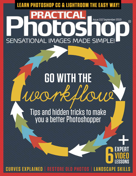 Practical Photoshop September 2019