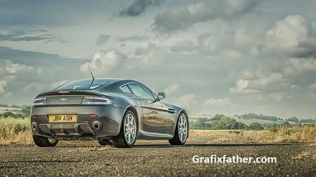 Glyn Dewis Supercar Complete Retouching Workflow