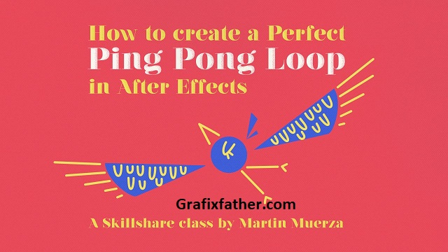 How to create a perfect Ping Pong Loop in After Effects