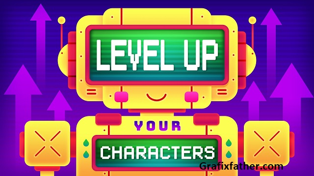 Level Up Your Characters 5 Techniques for Creating Better Character Designs Staff Pick