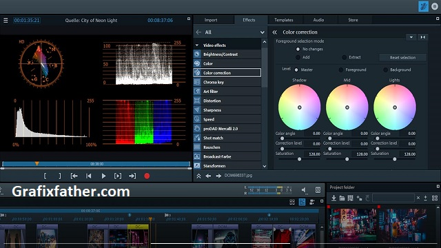 MAGIX Video Pro X11 v17.0.2.41 Win x64