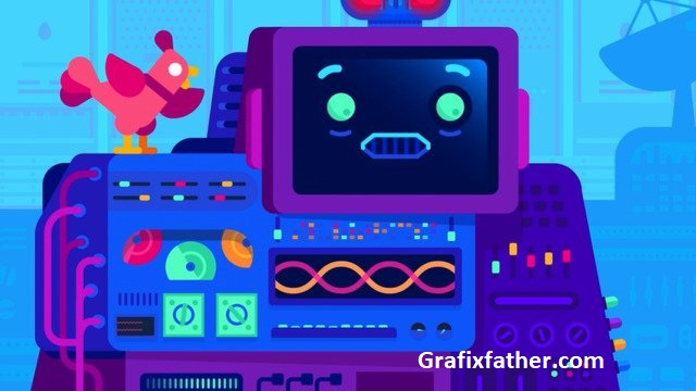 Motion Graphics with Kurzgesagt