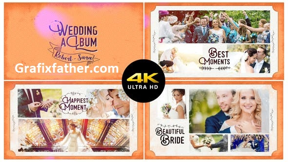 Videohive Wedding Slideshow 22404531