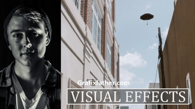 Bringing 3D Objects Into Live Action Footage After Effects Cinema4D VFX Download