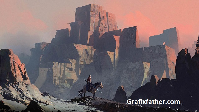 Learn Squared intro to environment painting Free Download