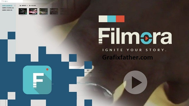 Skillshare Filmora 9 Edit Your videos Like A Professional