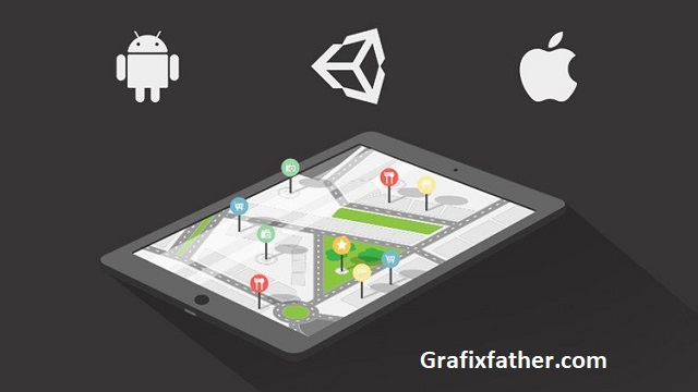 The Unity GPS Course Track User Locations Build A POI App Free Download