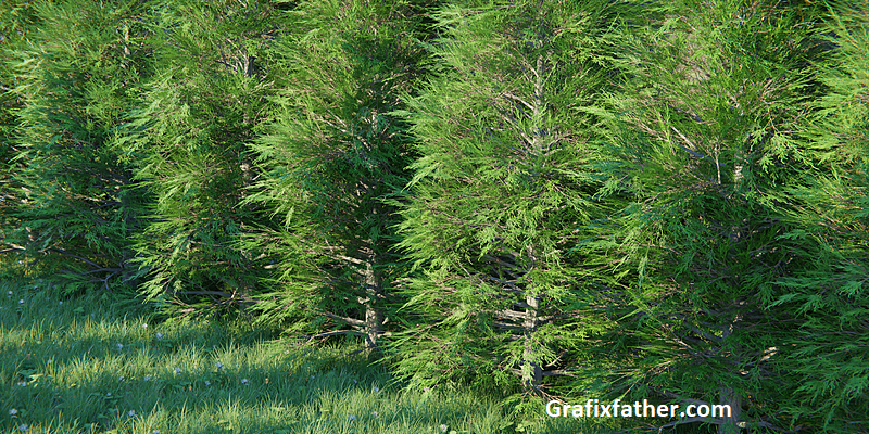 Real Trees Blender Add On Free Download