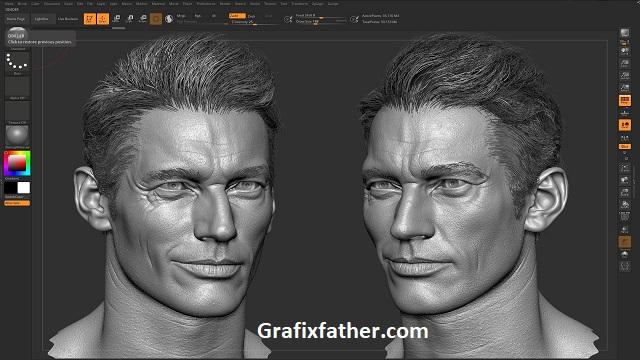 Create realistic 3D Heads from Photos in Blender