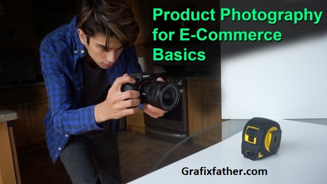 Product Photography for E-Commerce Basics