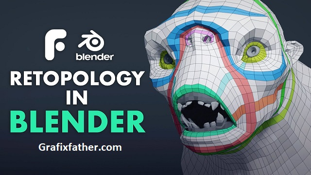 Retopology in Blender 2.8 with Henning Sanden