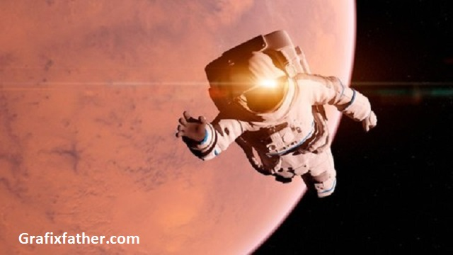 Space Render 1.0 Artificial Intelligence in 3D Animation