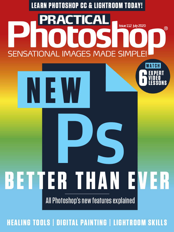 Practical Photoshop July 2020