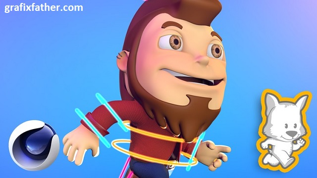 Udemy 3D character rigging for animation in Cinema 4D Masterclass