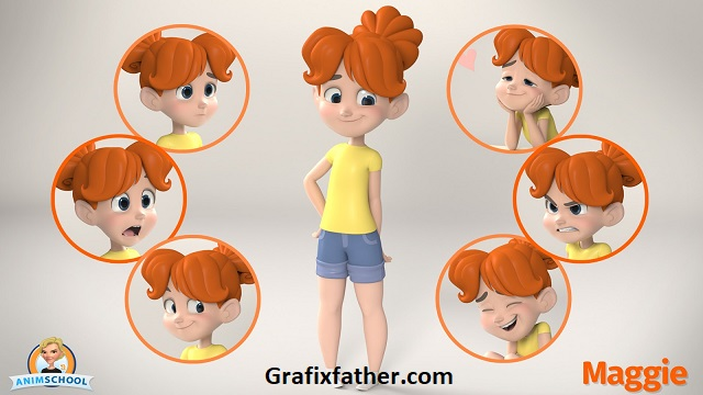Animschool Introduction to Rigging