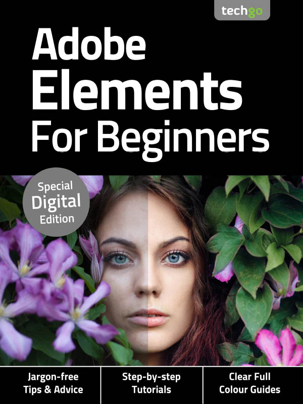 Adobe Elements For Beginners 3rd Edition 2020