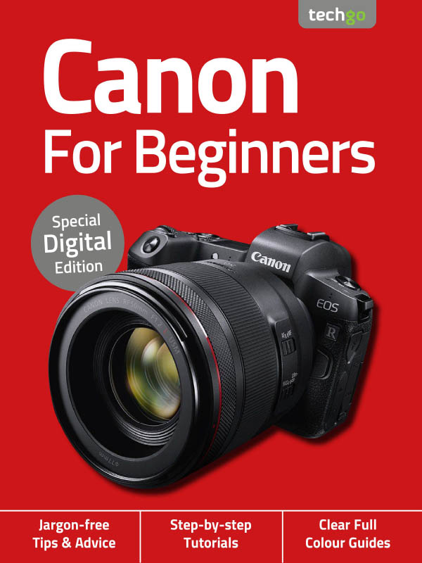 Canon For Beginners 3rd Edition 2020