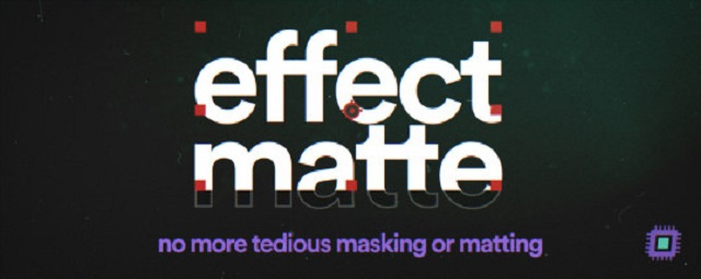Effect Matte for After Effects