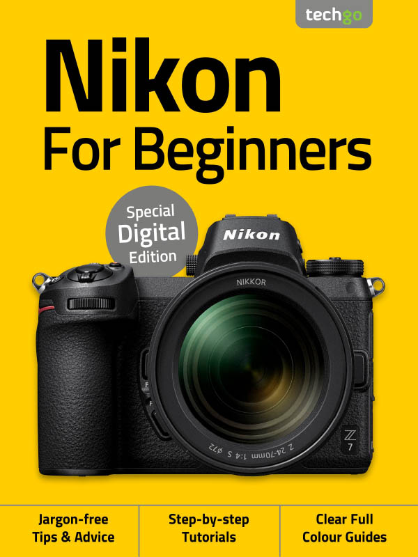 Nikon For Beginners 3rd Edition 2020