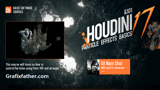 Yiihuu Introduction to Houdini 17 Particles