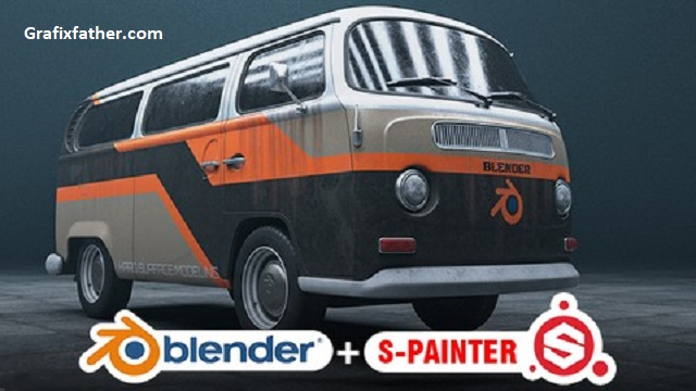BLENDER Realistic Vehicle Creation From Start To Finish