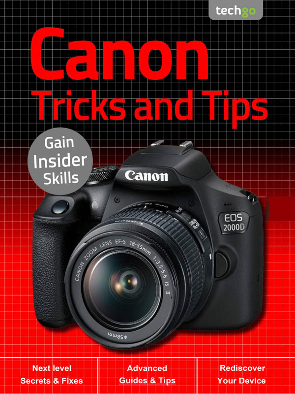 Canon Tricks And Tips 2nd Edition 2020