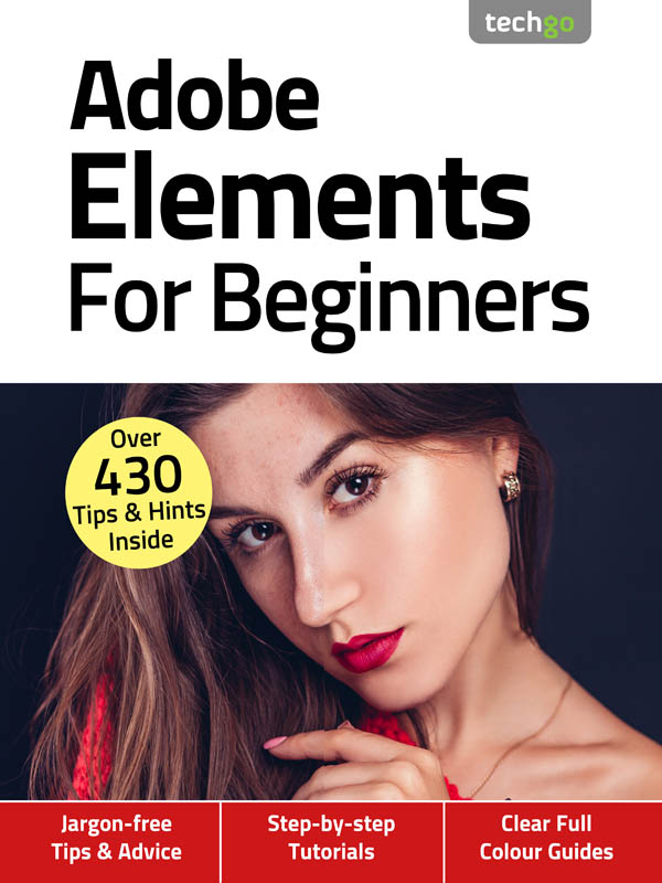 Adobe Elements For Beginners 4th Edition 2020