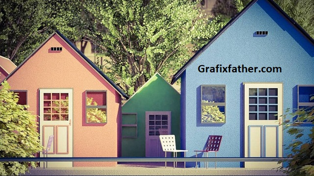 Exterior Visualization with Blender 2.9-From Beginner to Pro