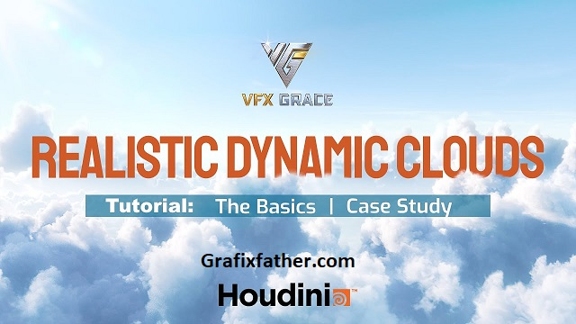 Gumroad Houdini Realistic Dynamic Clouds By VFX Grace