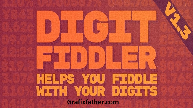 Digit Fiddler Aescript