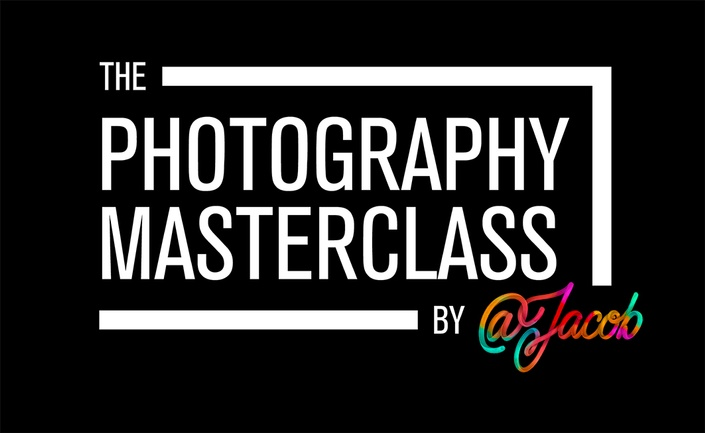 Jacob Riglin The Photography Masterclass