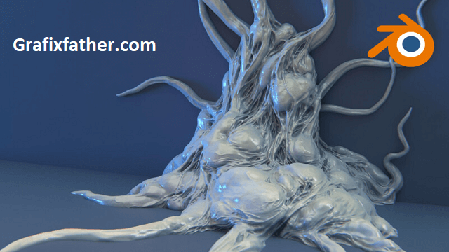 Organic Sculpting in Blender